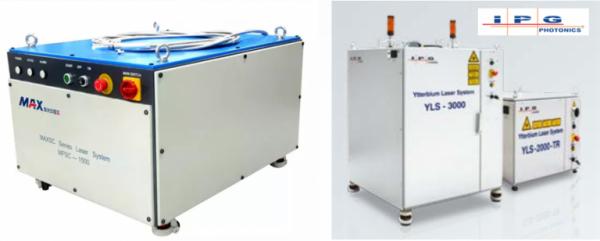 Источник лазерного излучения (резонатор) MAXPHOTONICS или IPG