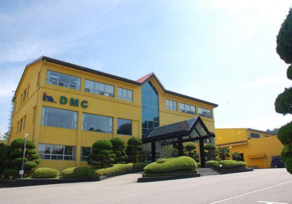 Промышленная компания DMC (Южная Корея) была основана в 1944 году.